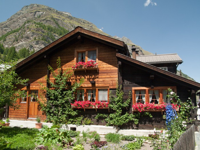 Valais Montagne : Bed and breakfast
